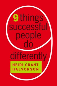 Book - 9 Things Successful People Do Differently
