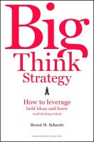 Book - Big Think Strategy
