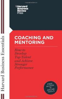 Book - Coaching and Mentoring