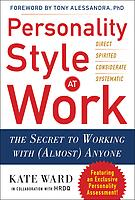Book - Personality Style at Work