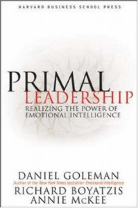 Book - Primal Leadership