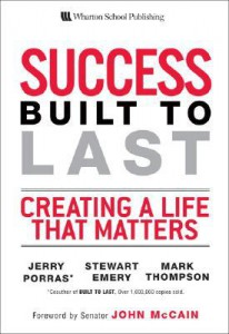 Book - Success Built to Last