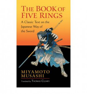 Book - The Book of Five Rings