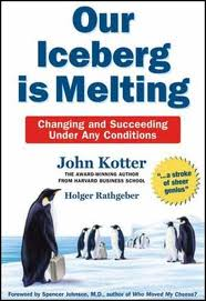 Book - The Iceberg is Melting