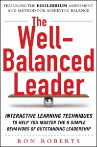 Book - The Well-Balanced Leader