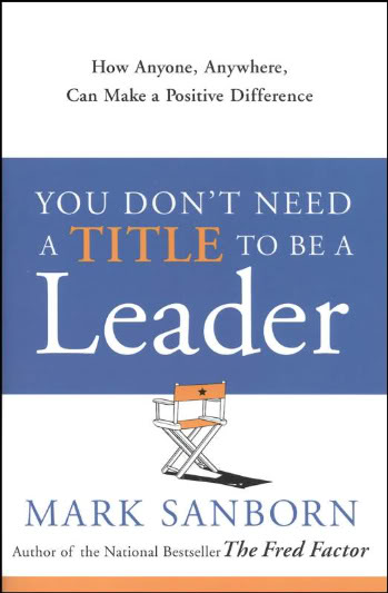 Book - You don't need a title