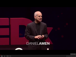 Video - Daniel Amen - 83000 brain scans