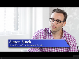 Video - Simon Sinek - Serving those who serve others