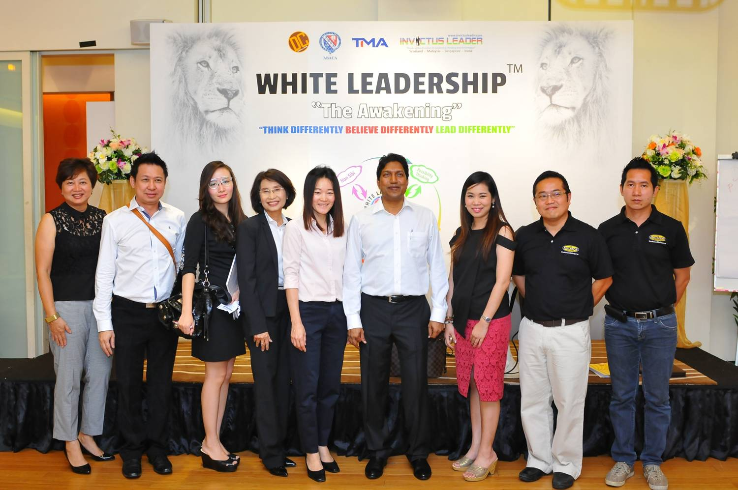 Executive W.H.I.T.E. Leadership™: The Awakening, 25 May 2015, Thailand